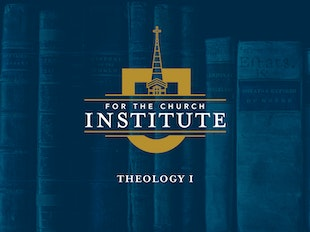 Register for Theology I from FTC Institute icon