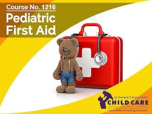 CEU Course 1216 - Pediatric First Aid icon