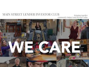 Main Street Lender Webinars and Panels icon