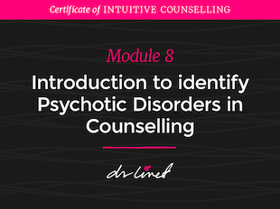 Certificate of Intuitive Counselling - Module 8. icon
