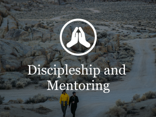 Discipleship and Mentoring icon