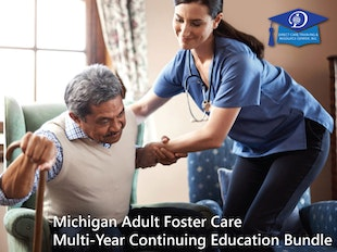 Michigan Adult Foster Care Multi-Year Continuing Education Bundle icon