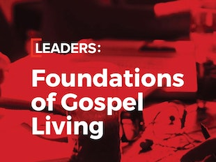 Foundations of Gospel Living icon