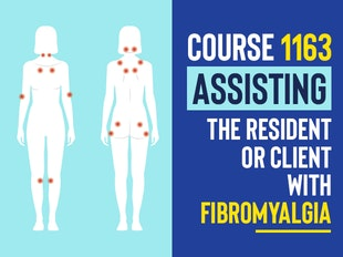 Assisting Your Resident or Client with Fibromyalgia icon