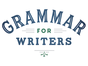 Grammar for Writers Sample Lessons