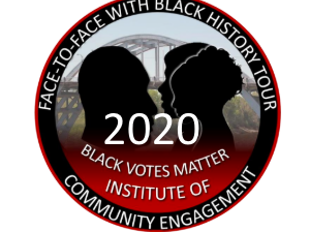 Face-to-face with Black History 2020 icon