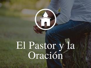 El pastor y la oración icon