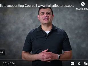 Intermediate Accounting III Course icon