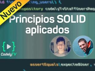 Principios SOLID aplicados icon