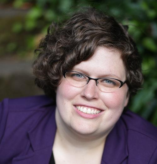 Maggie Karshner, self-empolyment coach icon