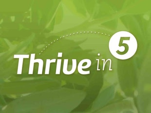 Thrive in Five icon