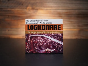 Logic on Fire: The Life and Legacy of Dr. Martyn Lloyd-Jones icon