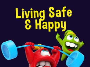 Living Safe & Happy icon