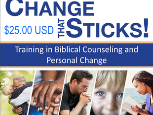 Register for Foundations: Change That Sticks from Lowcountry Biblical Counseling Center icon