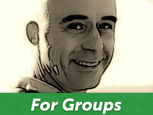 With Gladness: 5 Weeks of Holy Practices for Disciples with Christopher Martin For Groups icon