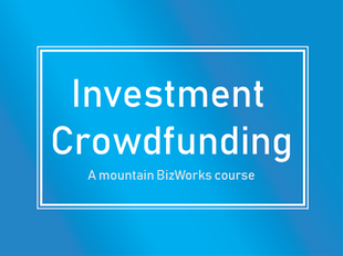 Introduction to Investment Crowdfunding icon