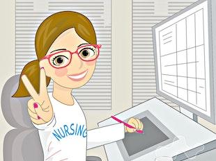NCLEX Study Exam icon