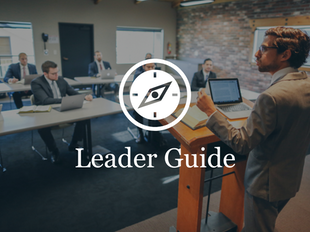Leader Guide icon