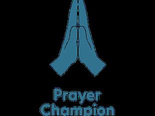 Prayer Champion Training icon