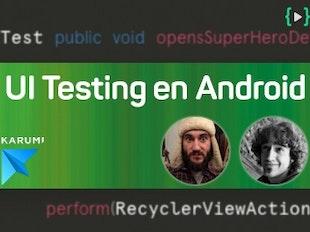 UI Testing en Android con Espresso icon