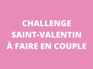 Challenge Saint-Valentin à faire en couple icon