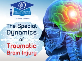 Course #1153 - Special Dynamics of Traumatic Brain Injury icon
