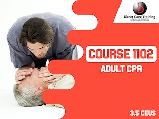 Adult CPR icon