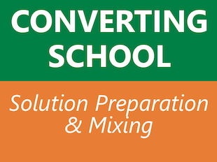 Solution Preparation & Mixing icon