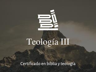 Teología III icon