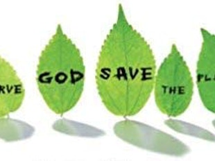 Serve God, Save the Planet icon