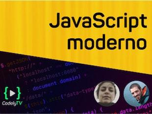 JavaScript moderno: Buenas prácticas para empezar y refactorizar aplicaciones icon