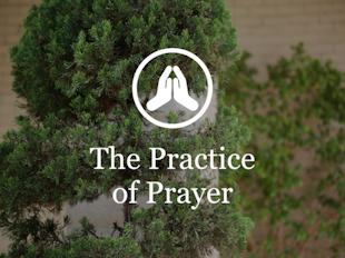 The Practice of Prayer icon