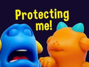 Protecting Me icon