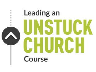 Leading an Unstuck Church icon