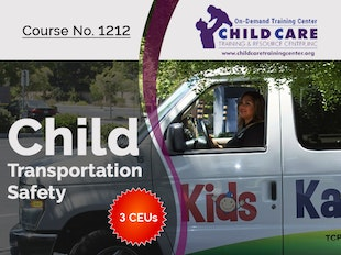 Course 1212 - Child Transportation Safety icon