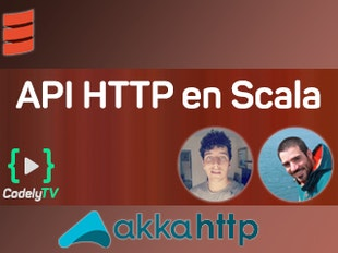 API HTTP con Scala y Akka icon