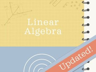 Linear Algebra icon