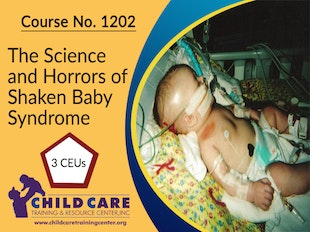 CEU 1202 - The Science and Horrors of Shaken Baby Syndrome icon