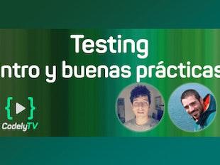 Testing: Introducción y buenas prácticas icon