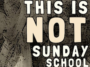 This Is NOT Sunday School icon