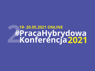 #PracaHybrydowaKonferencja icon