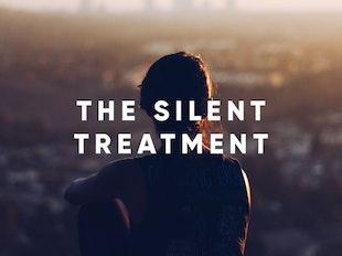 Scripture Studies: The Silent Treatment icon