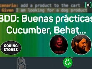 Buenas prácticas de BDD con Gherkin (Cucumber, Behat…) icon