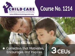 CEU 1214 - Correction that Motivates, Encourages and Inspires icon