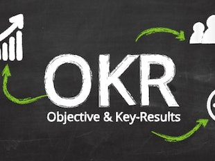 Register for OKR Introduction from There Be Giants OKR Academy icon
