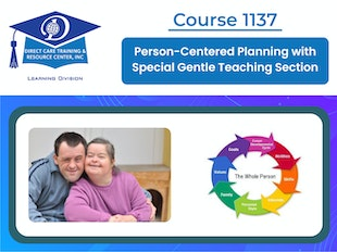 Group Living Course 1137 - Person Centered Planning - Understanding the Needs of Your Population icon