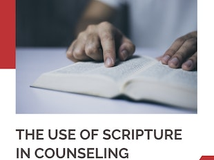 The Use of Scripture in Counseling icon