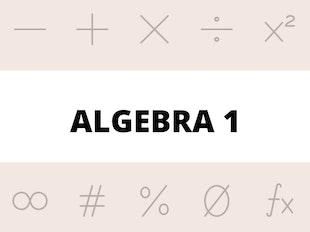 Algebra 1 / Beginning Algebra icon