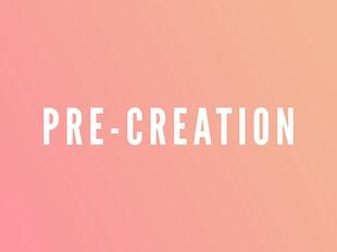 Pre-Creation icon