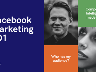 Facebook Marketing 101:    How to Do Competitive Research on Your Niche, Market, Industry or Local Community icon